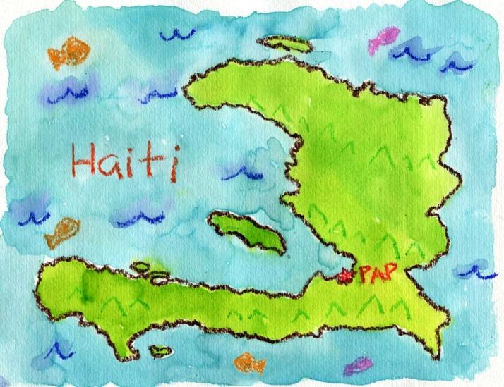 Haiti+map034