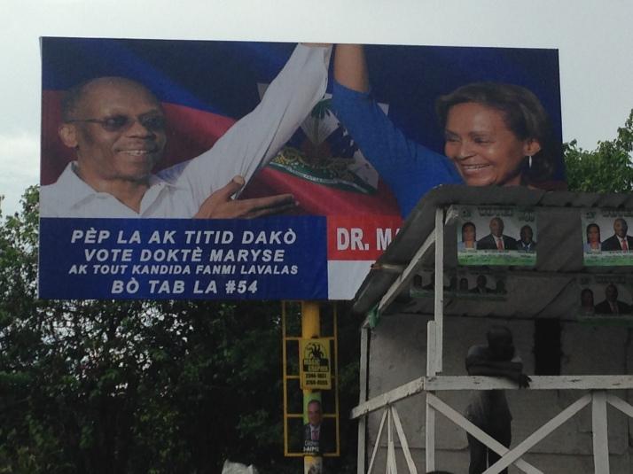 Lavalas Billboard